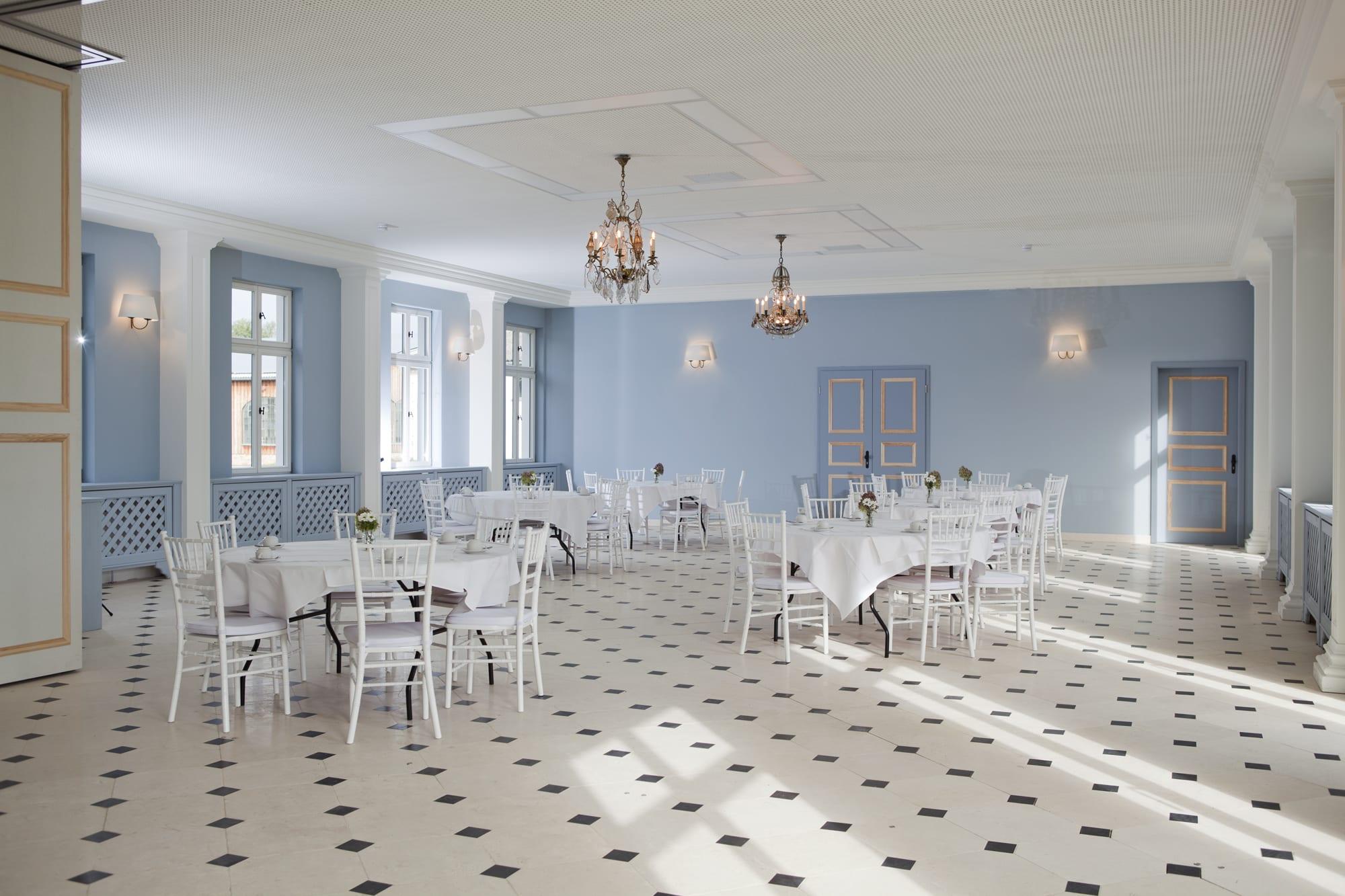 Unser Festsaal für Hochzeiten und Freie Trauungen